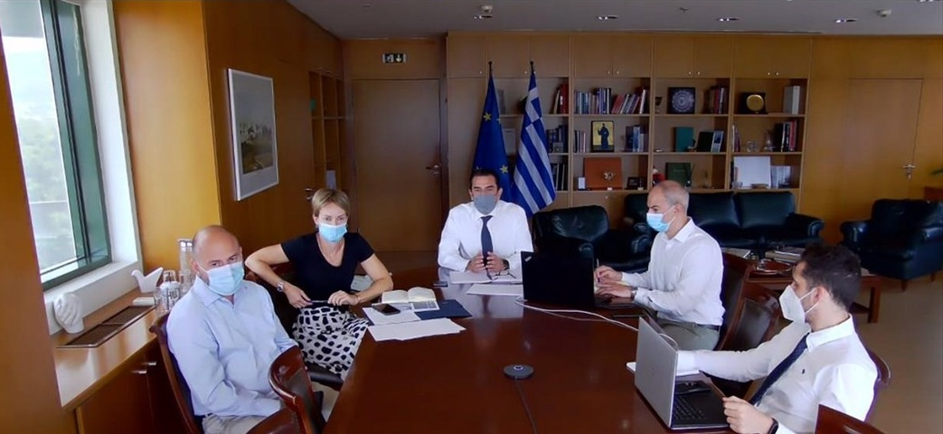 """Ο Υπουργός Περιβάλλοντος και Ενέργειας, Κώστας Σκρέκας: """"Ερχεται τον Οκτώβριο το Νέο Εξοικονομώ"""""""